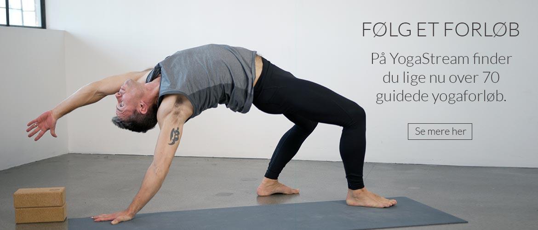 Bliv medlem af Yogastream og lær yoga og solhilsen