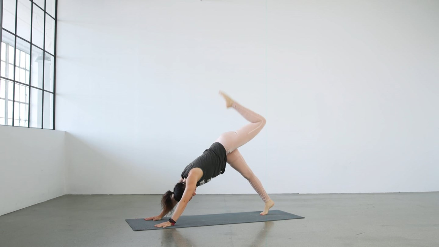 High intensity vinyasa